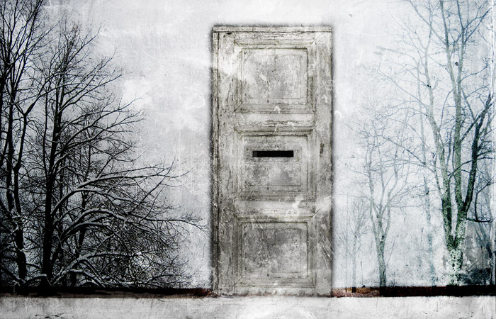 Kolmas ovi - The Third Door
