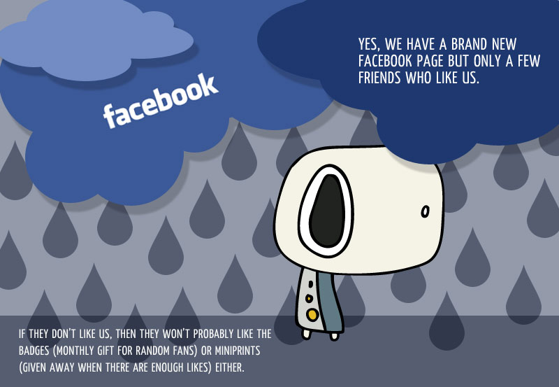 Monsterium - Facebook - Nobody Likes Us :(