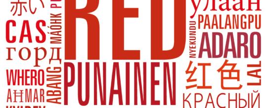 Punaista – Red