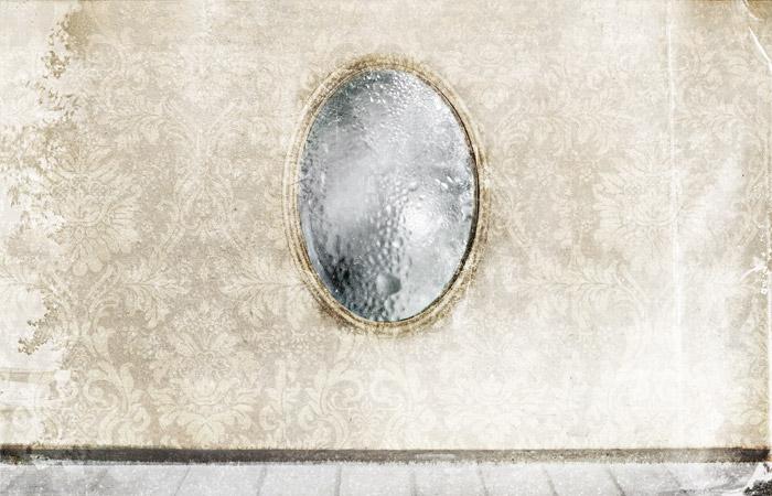 Kultaisen huoneen sateinen peili - The Rain-Mirror of the Golden Room