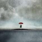 Myrskyltä suojassa - Sheltering from the Storm I