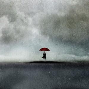 Myrskyltä suojassa II -Sheltering from the Storm II