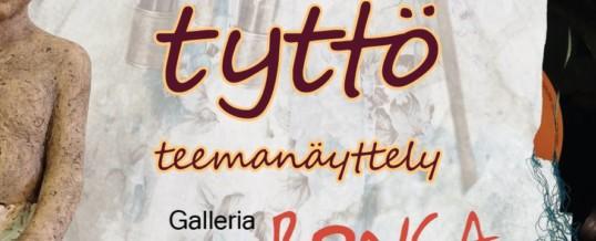 Tyttö (Girl) 18.4.-7.5.2015