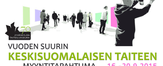 16.-20.9.2015 Jyväskylä – Teosvälitystilaisuus // Sales event