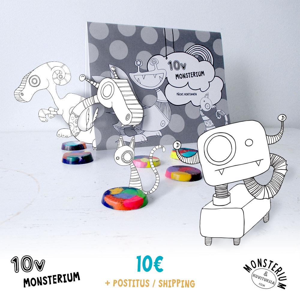 10v Monsterium