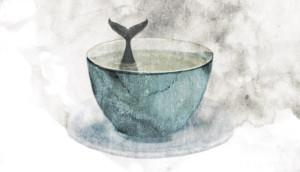Piparminttutee ja valas I - A Peppermint Tea with a Whale I