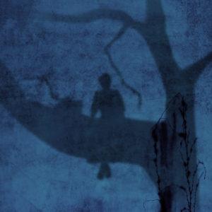 Päivi Hintsanen: Varjo sinisellä seinällä - A Shadow on a Blue Wall