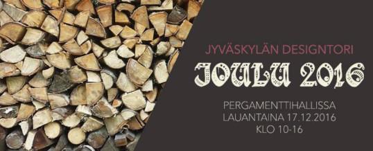 Jyväskylän Designtori 17.12.2016