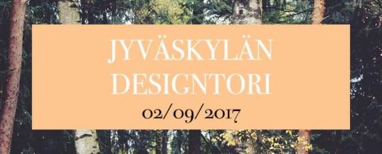 Jyväskylän Designtori 2.9.2017