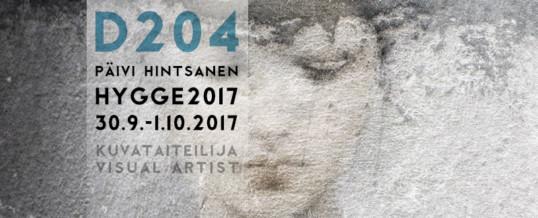 Hygge 30.9.-1.10.2017