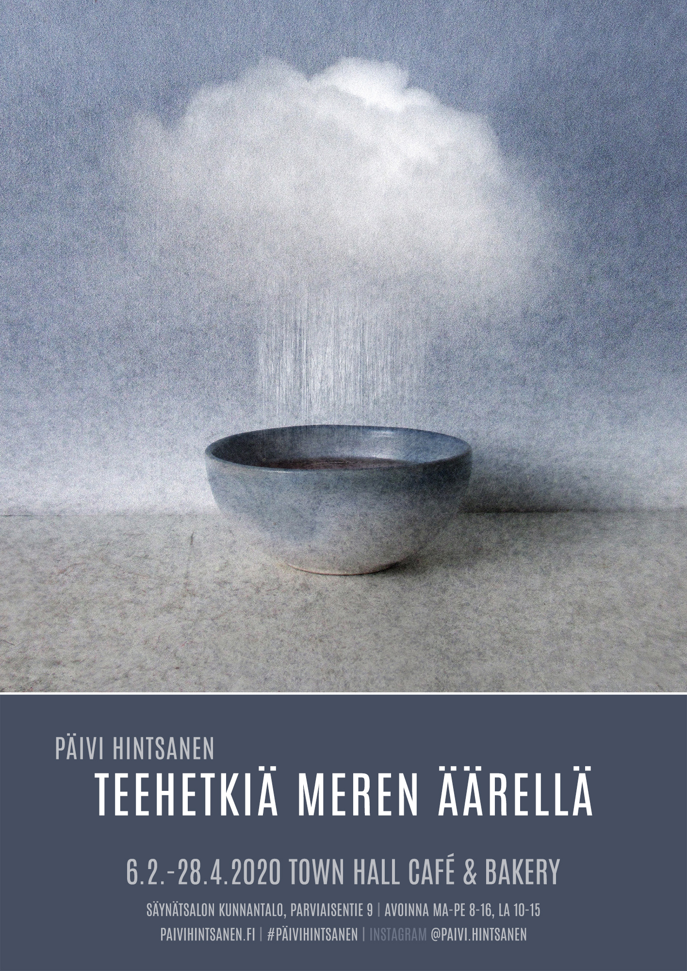 Teehetkiä meren äärellä - Moments for Tea by the Sea